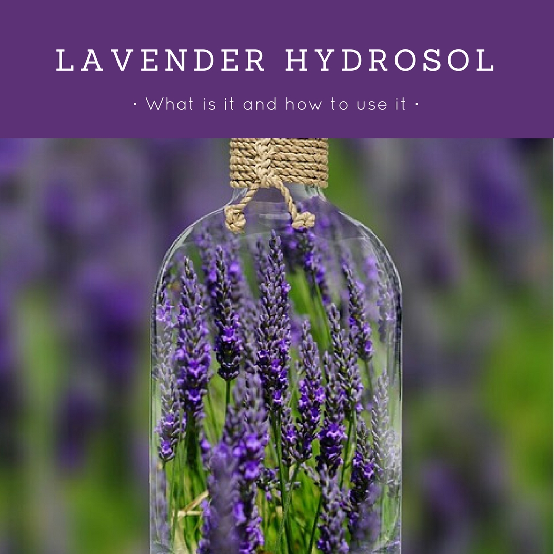 what is lavender hydrosol and how to use