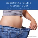 can essential oils really help you lose weight