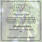 essential oil benefits and uses
