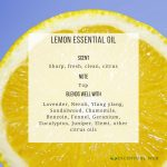 Lemon Essential Oil Profile