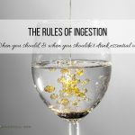 should you ingest essential oils?