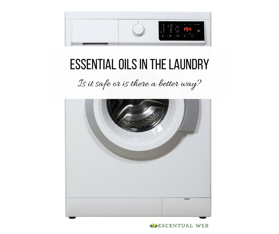 Essential oils in the laundry--is it safe?