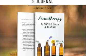 Aromatherapy Blending Guide & Journal