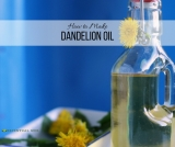How to Make Dandelion Oil