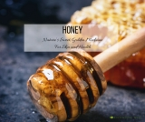 Honey-Nature's Sweet, Golden Medicine For Skin and Health