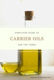 Best Carrier Oils for Essential Oils-Keeping it Simple