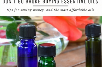 How to Save Money on Essential Oils Without Sacrificing Quality